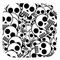 Coques Tête de mort
