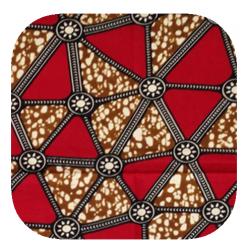 Coques Tissu Africain Wax