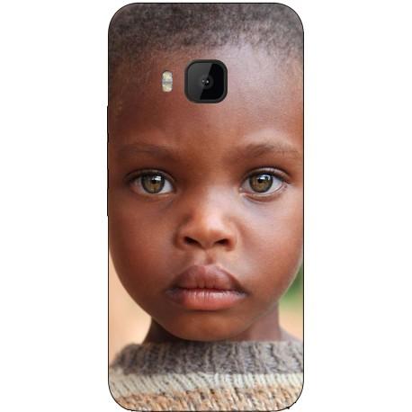 Coque avec photo HTC One M9