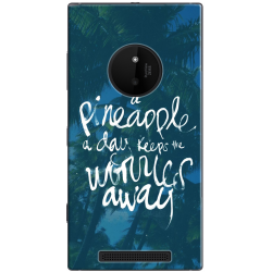 Coque avec photo pour Microsoft Lumia 830