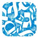 Coques Judaïsme & Calligraphie Hébraïque