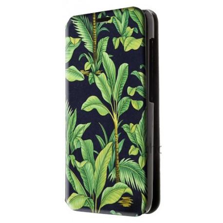 Etui housse portefeuille avec photo pour Huawei Ascend Y330