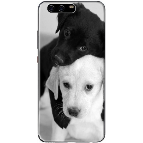 coque huawei animaux