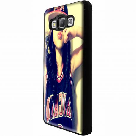 Etui housse avec photo Samsung Galaxy J7