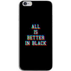 Silicone iPhone 6 personnalisable