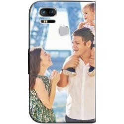 Housse portefeuille Asus Zenfone 3 Zoom ZE553KL personnalisable