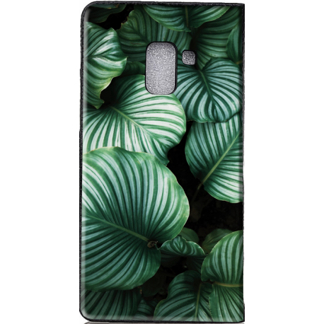 Housse portefeuille Samsung Galaxy A6 2018 personnalisable
