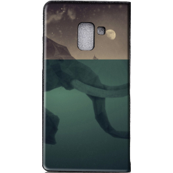 Housse portefeuille Samsung Galaxy A6 Plus personnalisable