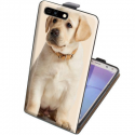 Housse verticale Huawei Y6 2018 personnalisable