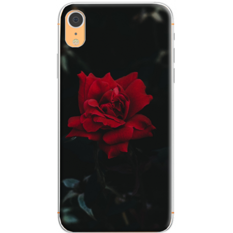 coque integral iphone xr rose