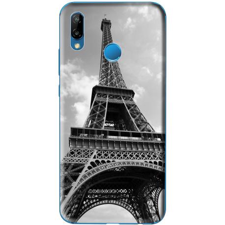 Coque intégrale 360° personnalisable Huawei P20 Lite