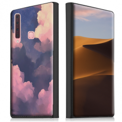 Housse portefeuille Samsung Galaxy A9 2018 personnalisable