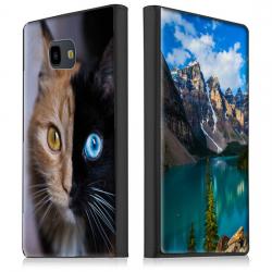 Housse portefeuille Samsung Galaxy J4 Plus personnalisable