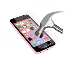 Protection en verre trempé pour iPhone 5C