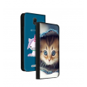 Etui portefeuille Wiko Jerry 3 personnalisable