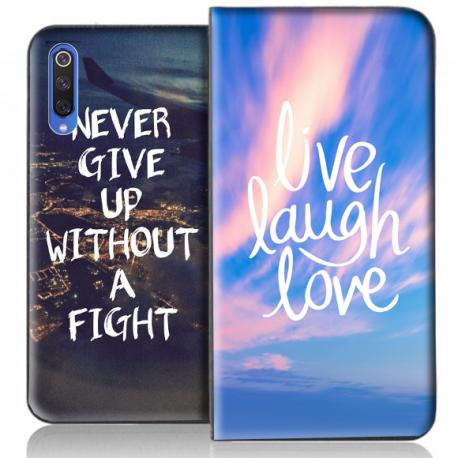 Housse portefeuille Xiaomi Mi 9 SE personnalisable