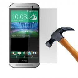 Protection en verre trempé pour HTC M9