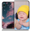 Housse portefeuille Huawei Y5 2019 personnalisable