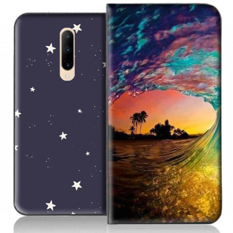 Housse portefeuille OnePlus 7 Pro personnalisable