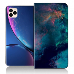 Housse portefeuille iPhone 11 Pro Max personnalisable