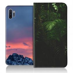 Housse portefeuille Samsung Galaxy Note 10 Plus personnalisable