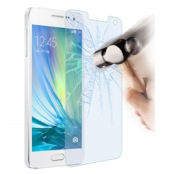 Protection en verre trempé pour Samsung Galaxy A3