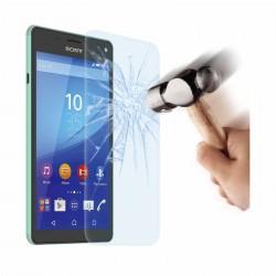 Protection en verre trempé pour Sony Xperia C4