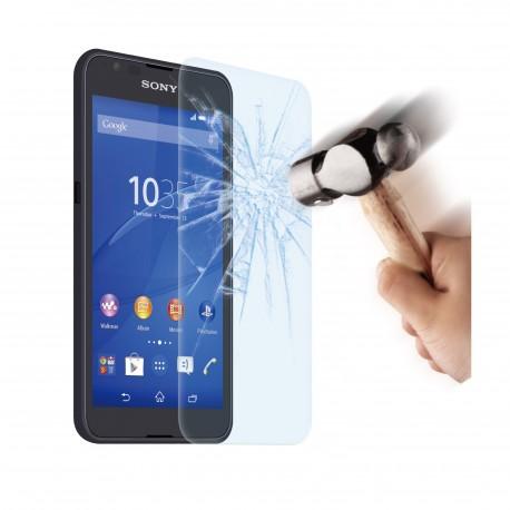 Protection en verre trempé pour Sony Xperia E4