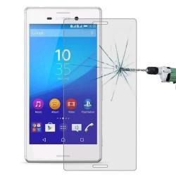 Protection en verre trempé pour Sony Xperia M4 Aqua