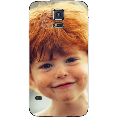 Coque avec photo pour Samsung Galaxy S5