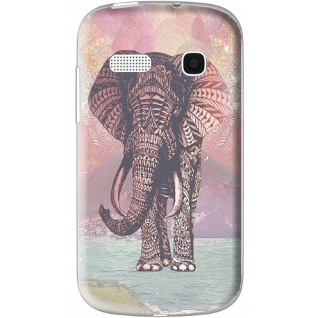 Coque avec photo Alcatel One Touch Pop C3