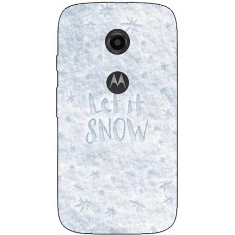 Coque avec photo Motorola Moto E 2eme Generation