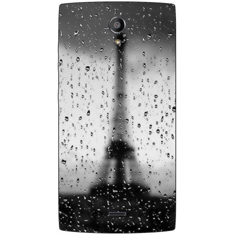 Coque avec photo Orange Nura