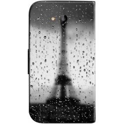 Housse portefeuille avec photo Microsoft Lumia 540