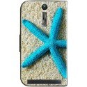 Housse portefeuille avec photo pour Asus Zenfone 2 5.5